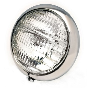 "300 Series Classic 6"" Metal Worklights (F1)"
