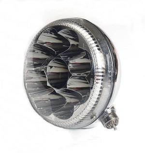 8848 X-LED Replacement Head (Chrome)