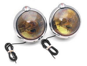 300AP-U Amber Foglight Pair