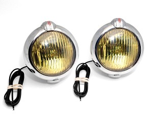 420AP-4015A-H Amber Foglight Pair