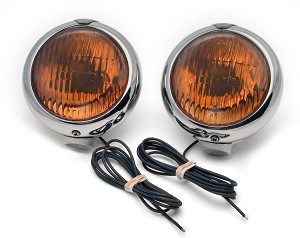 531-2 Amber Fog Light Pair