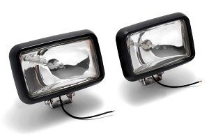 "590/690 Series 4"" x 6"" Rectangular Off-Road Lights (Pair) (560/590)"