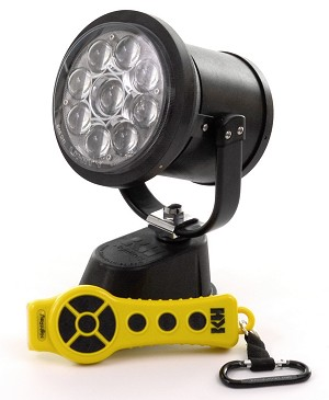 NR8915WS NightRay Remote Control LED Floodlight